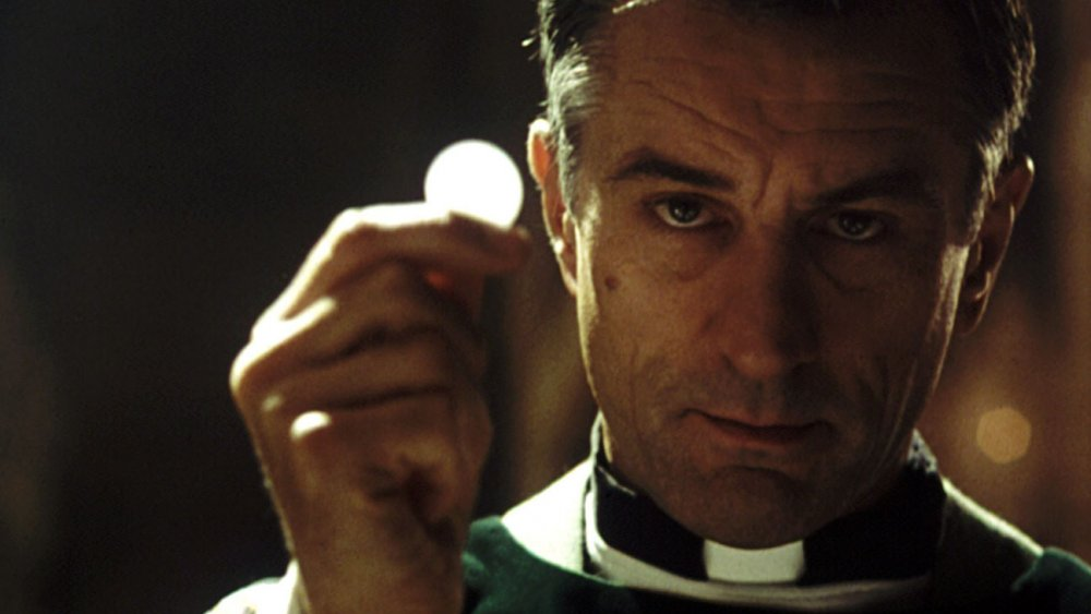 De Niro as Father Bobby in Sleepers (1996)