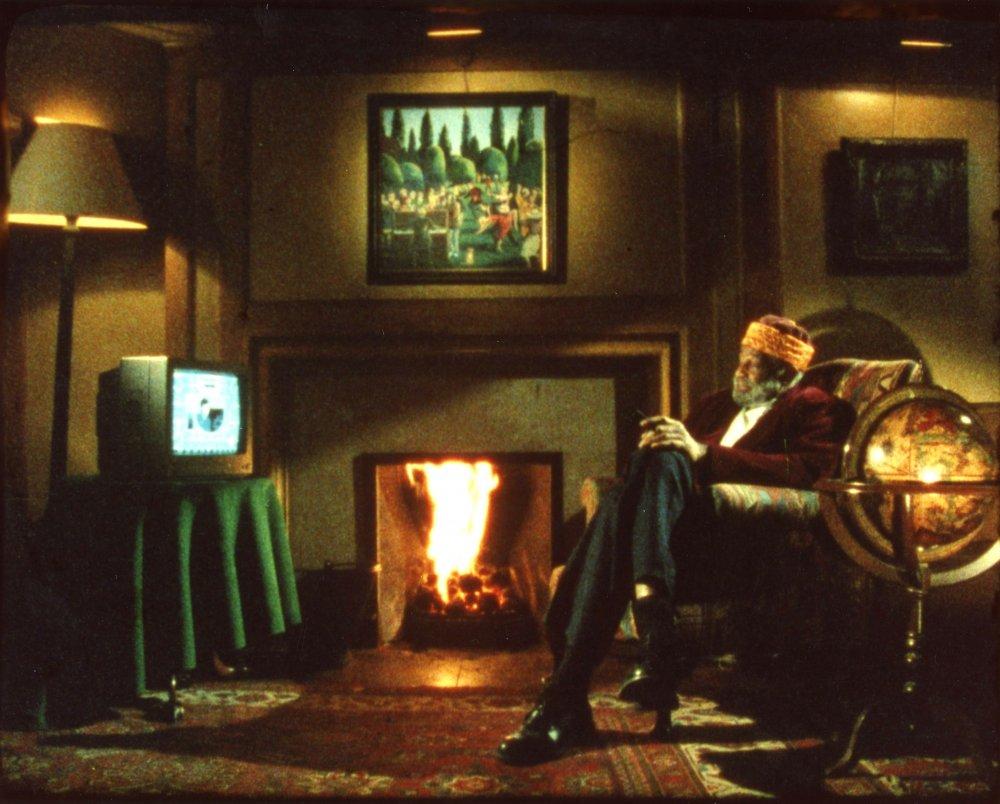 Slim Gaillard in Slim Gaillard's Civilization (1989), directed by Arena series producer Anthony Wall