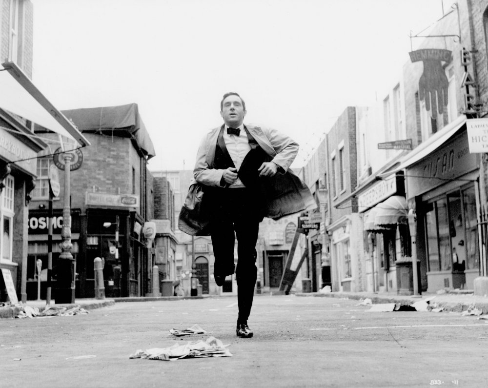 The Small World of Sammy Lee (1962)