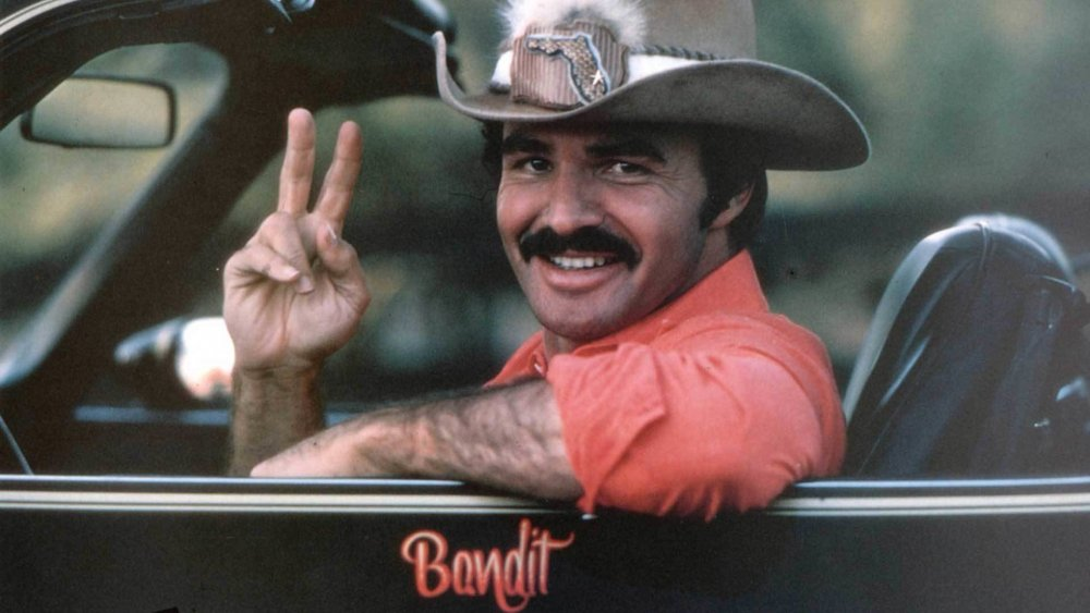 As The Bandit in Smokey and the Bandit (1977)