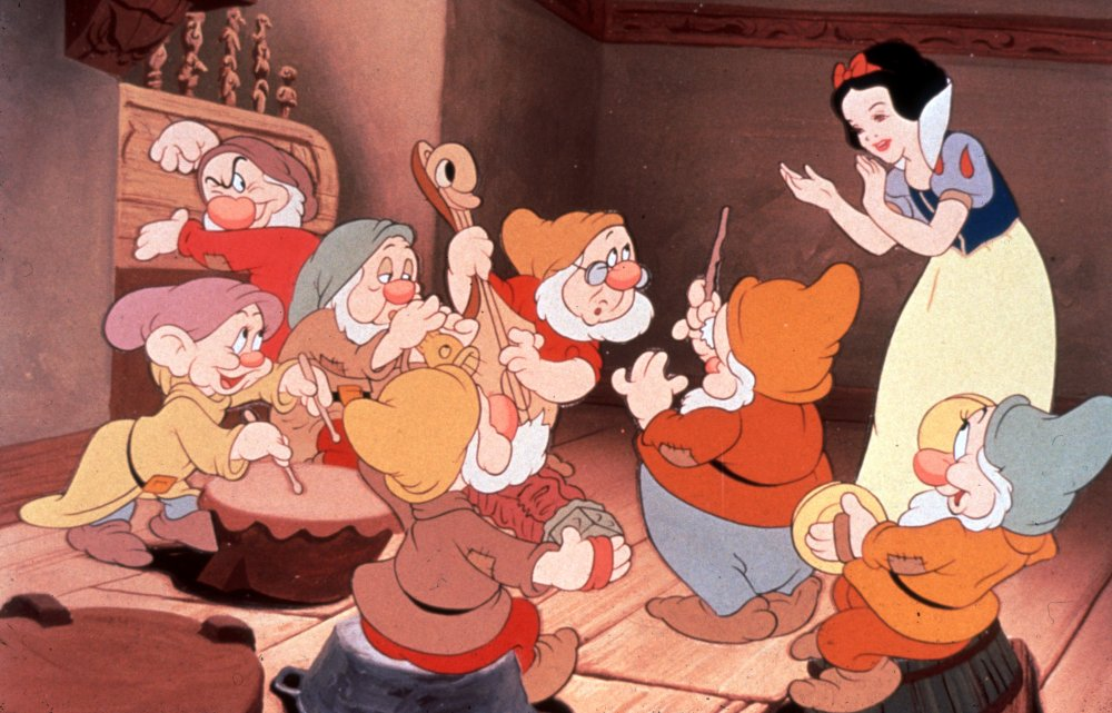 Snow White and the Seven Dwarfs (Walt Disney, 1937)