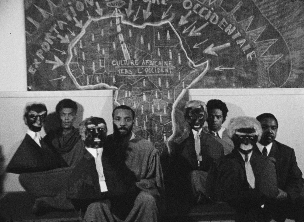 Med Hondo's Soleil Ô (1969)