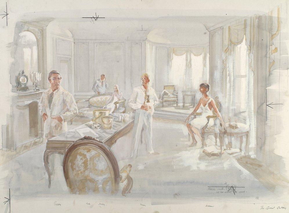 John Box design for The Great Gatsby