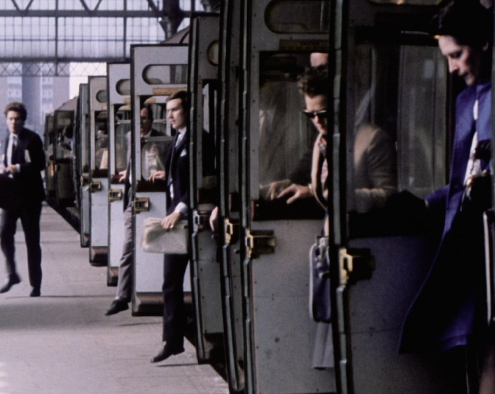 Speedrail to the South (1967)
