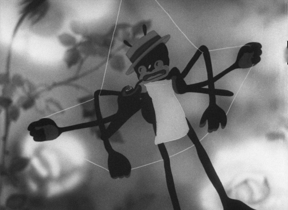 The Spider and the Tulip (1943)