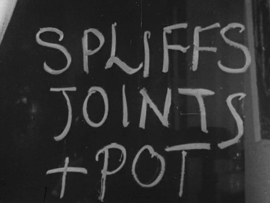 Spliffs, Joints and Pot (1965)
