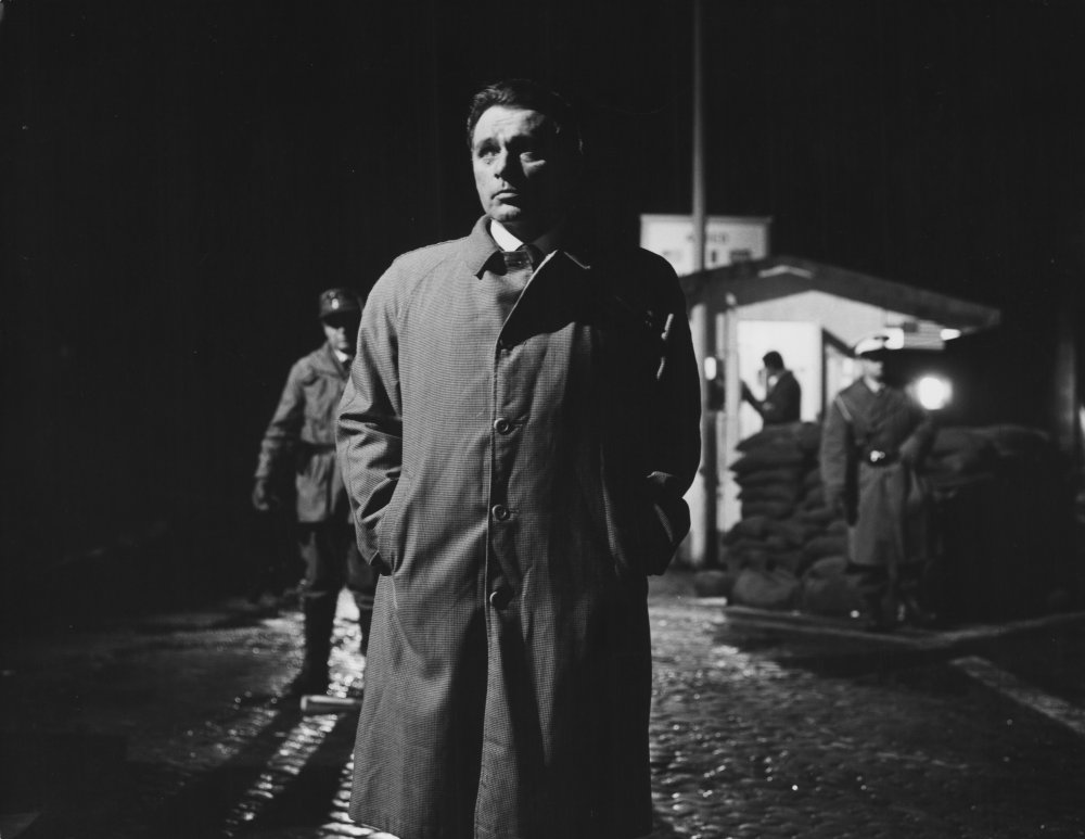 Richard Burton in The Spy Who Came in From the Cold (1965)