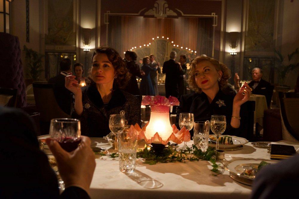 Shirley Henderson as Lucille Hardy and Nina Arianda as Ida Kitaeva