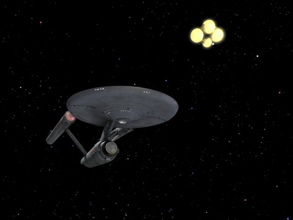 Star Trek: The Original Series: The Corbonite Maneuver (1966)