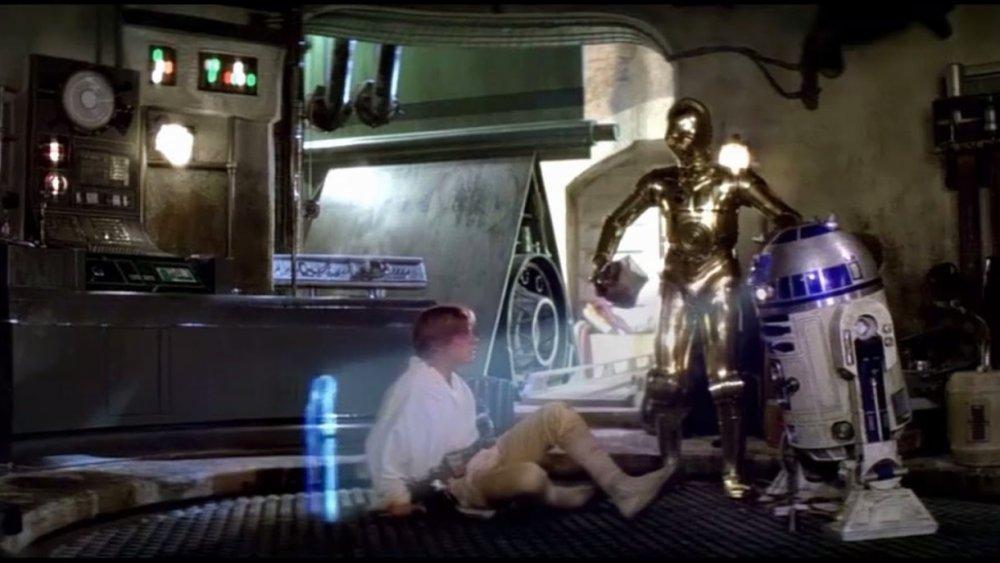 Star Wars: Episode IV – A New Hope (1977)