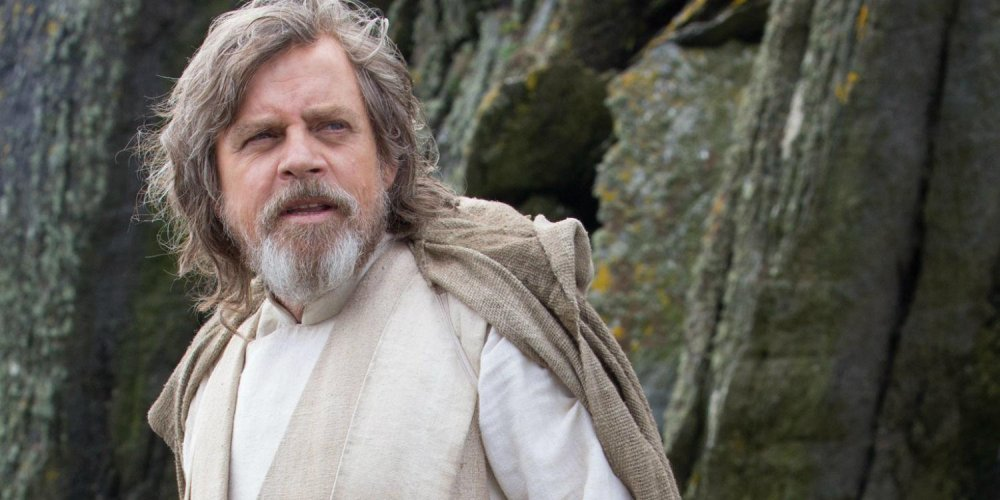 Star Wars: The Last Jedi (2017), the highest grossing film in the UK and Republic of Ireland in 2017