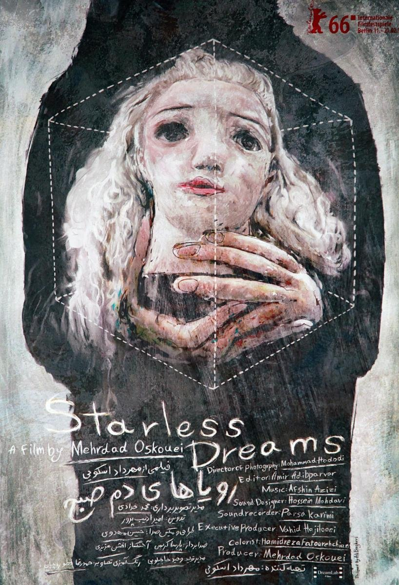 Starless Dreams (2016) poster