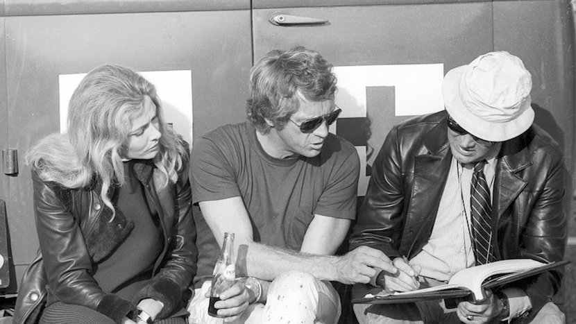 Steve McQueen: The Man & Le Mans (2105)
