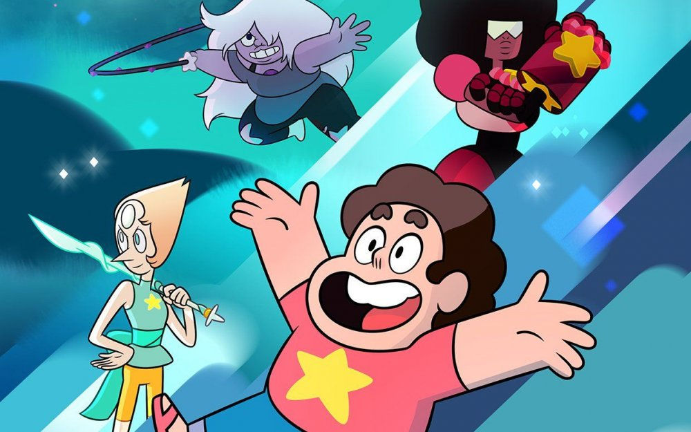 Steven Universe: 'the transformative and expressive powers of animation'