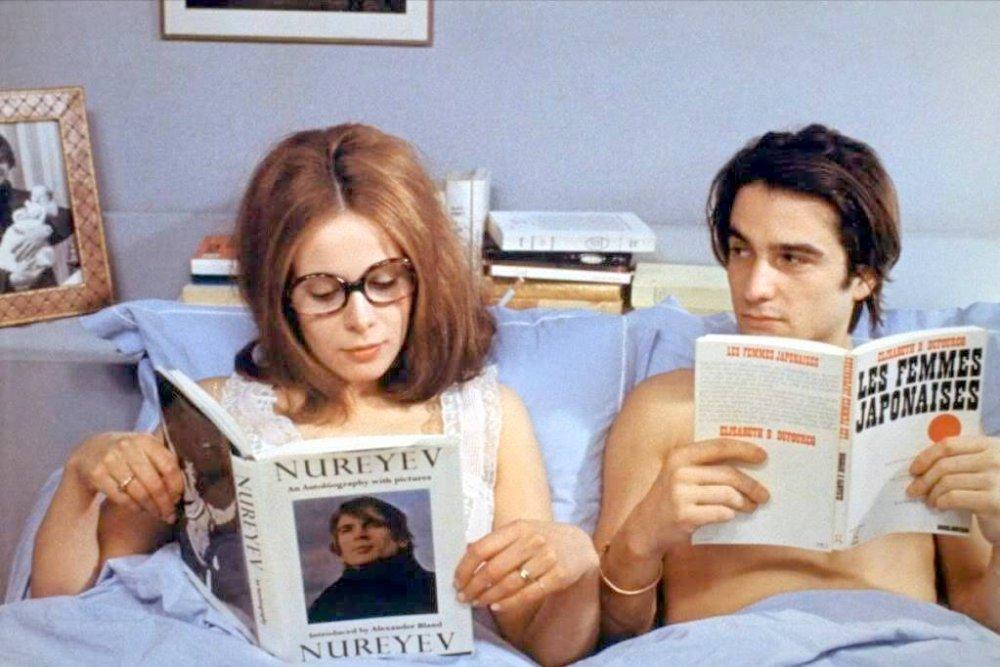 Stolen Kisses (1968), the third instalment of François Truffaut's Antoine Doinel series