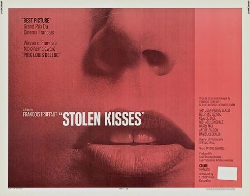 Stolen Kisses (1968)