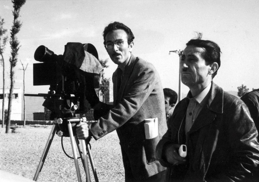 Storm in Our City (1958): Samuel Khachikian behind the camera.