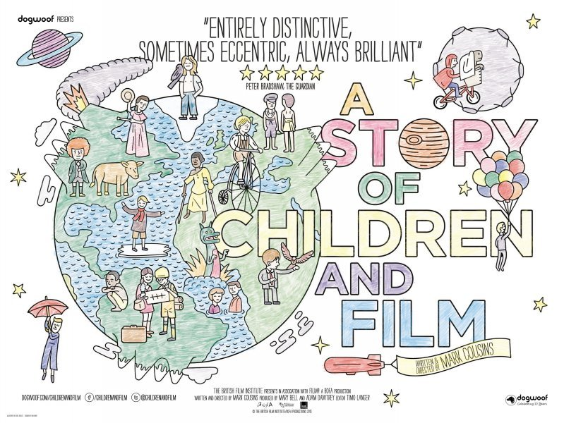 A Story of Children and Film (2013) poster