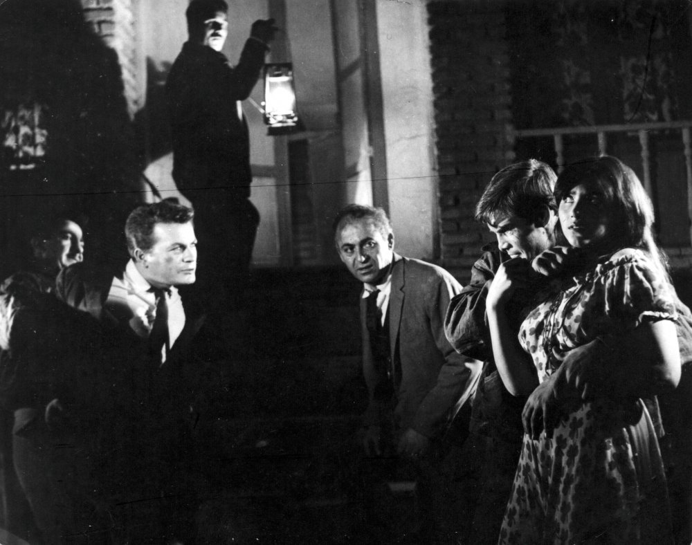 Strike (1964): the spectacle of terror