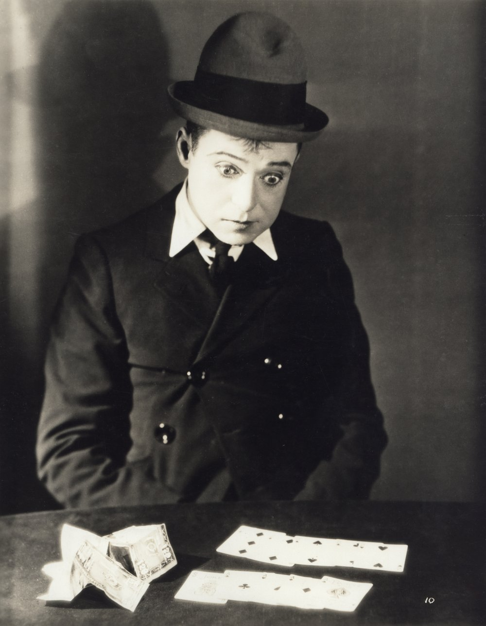He's got the look: Harry Langdon in The Strong Man (1926)