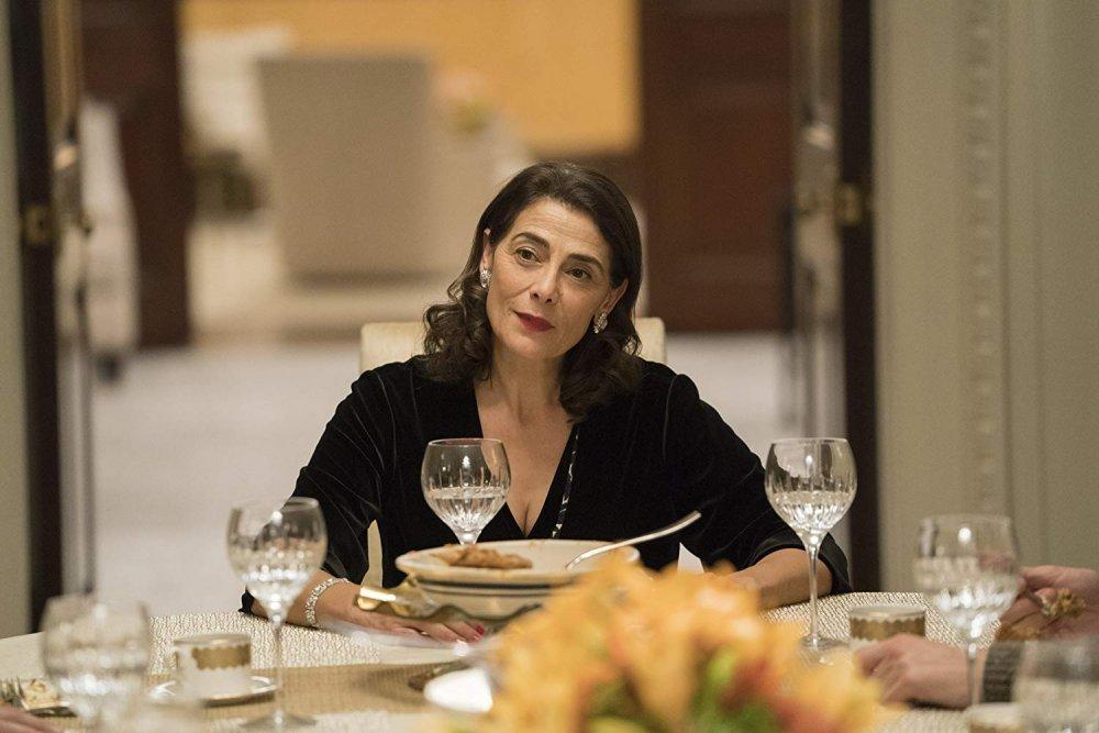 Hiam Abbass as Marcia Roy