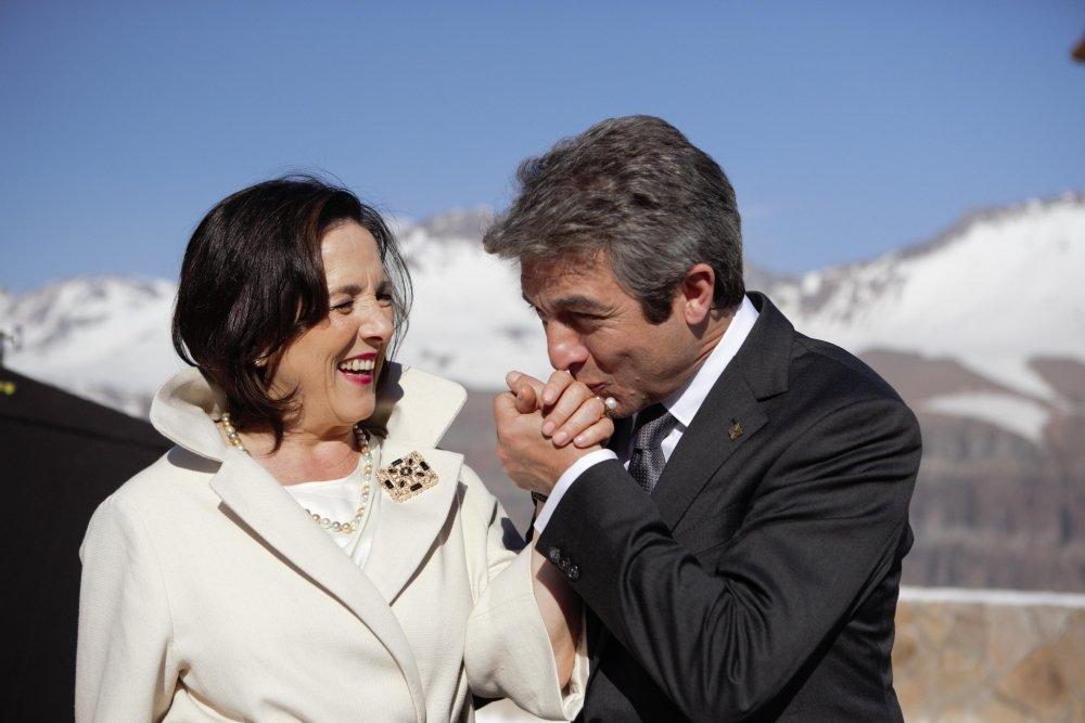 Santiago Mitre's The Summit