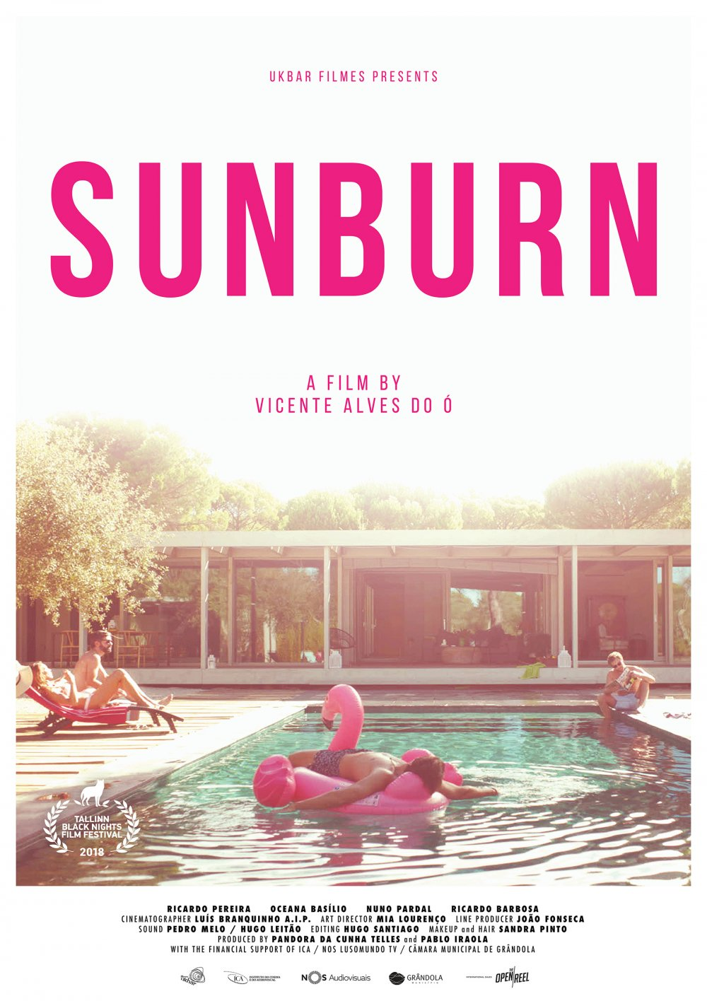 <strong>Sunburn</strong> – History rears its ugly head for a group of old friends in this sizzling psychological drama