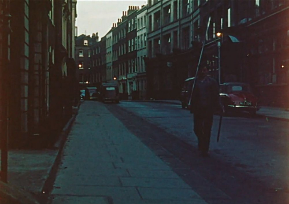 Sunshine in Soho (1956)