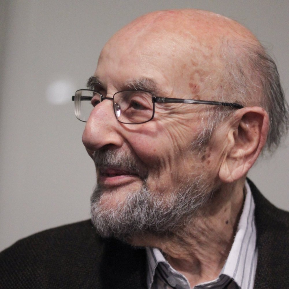 Wolfgang Suschitzky at BFI Southbank in 2012