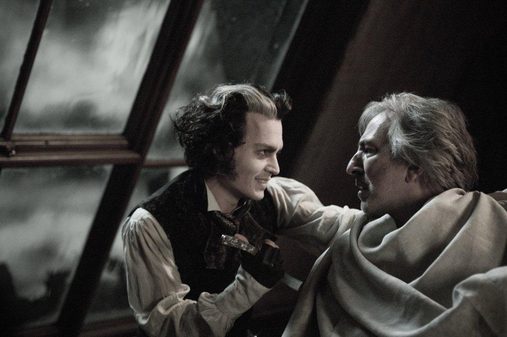 Sweeney Todd The Demon Barber of Fleet Street (2007)