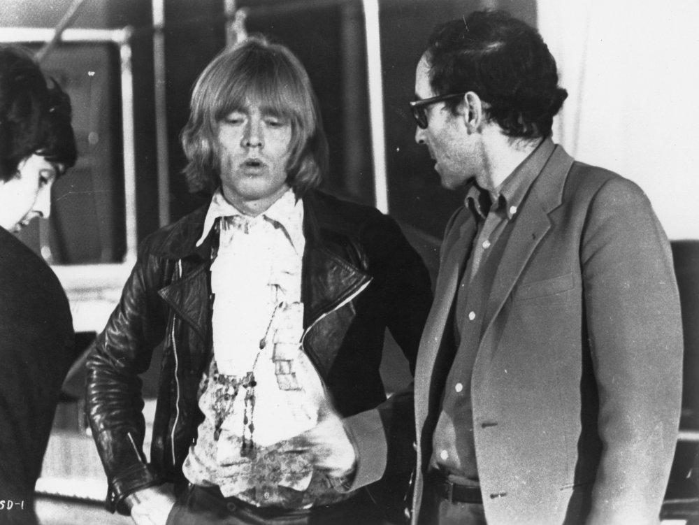 Sympathy for the Devil (1968) production still