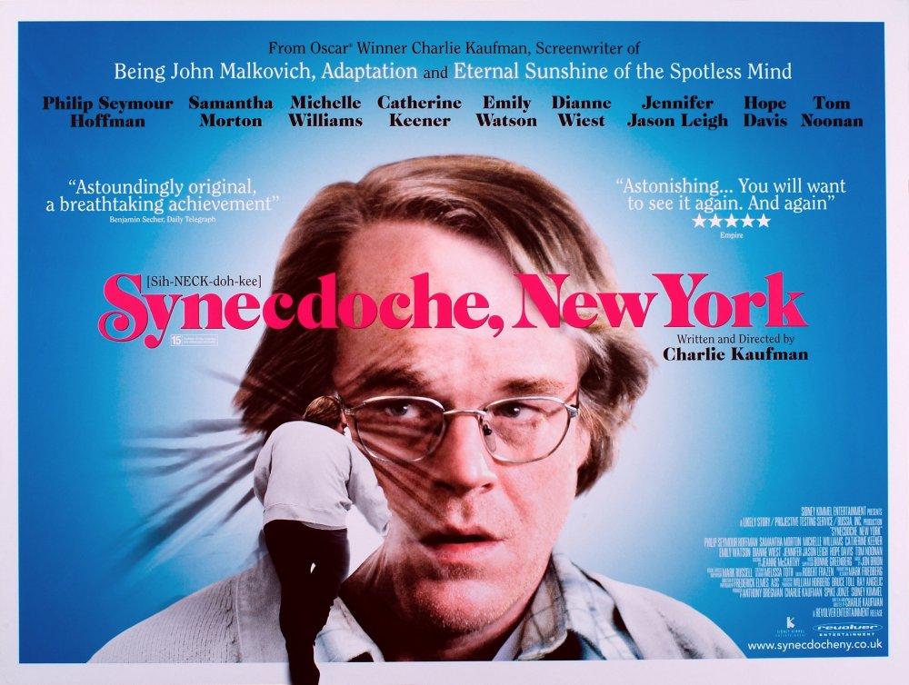 Synecdoche, New York (2008) poster
