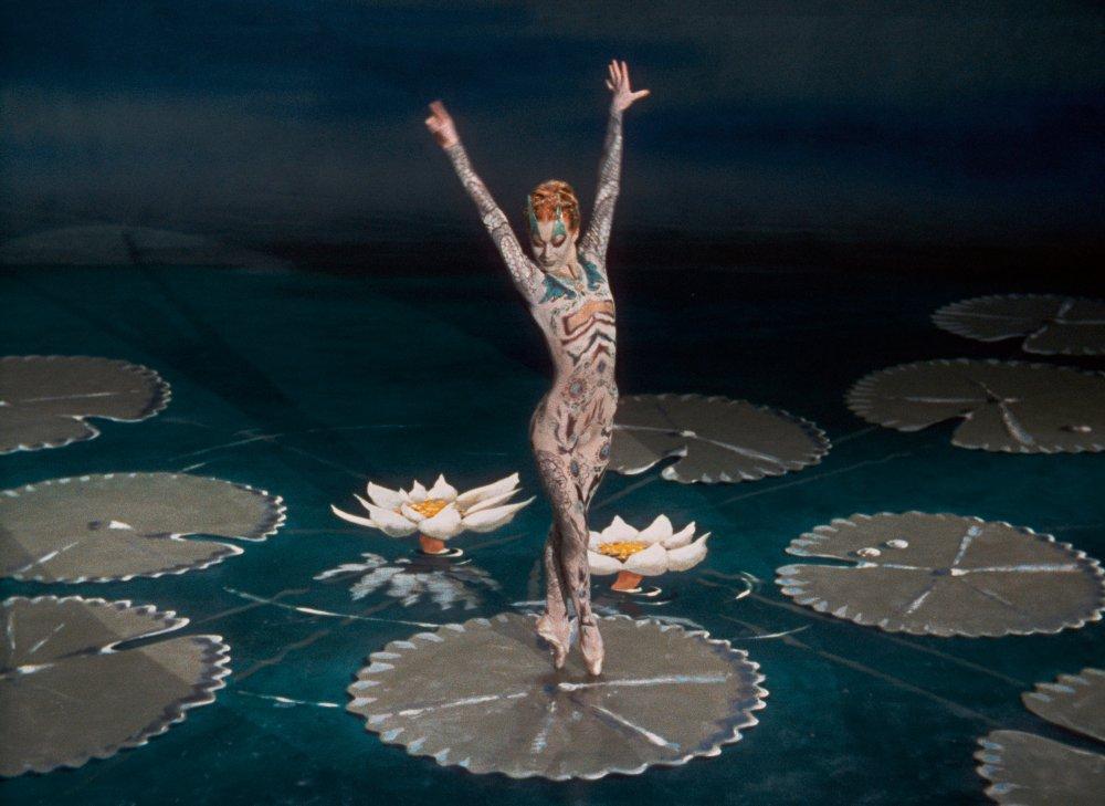 Stella (Moira Shearer) dances in 'The Ballet of the Enchanted Dragonfly' © 1951 STUDIOCANAL FILMS Ltd.