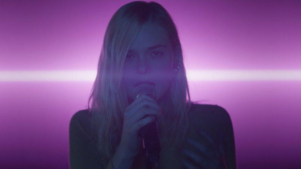 Elle Fanning as Violet in Teen Spirit