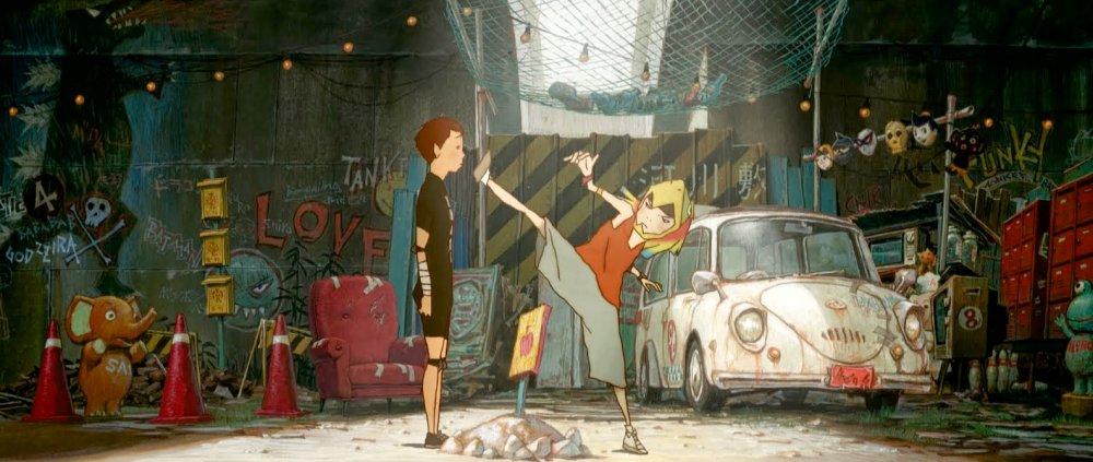 Tekkonkinkreet (2006)