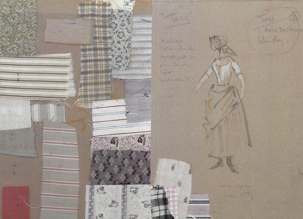 Costume design for Tess (1979)