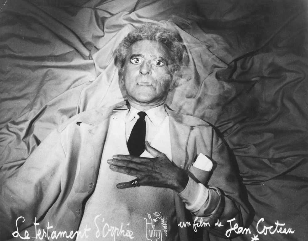 Jean Cocteau illustration