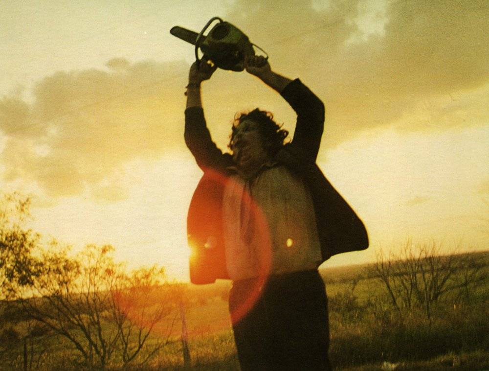 The Texas Chain Saw Massacre's deliriously lurid sunrise