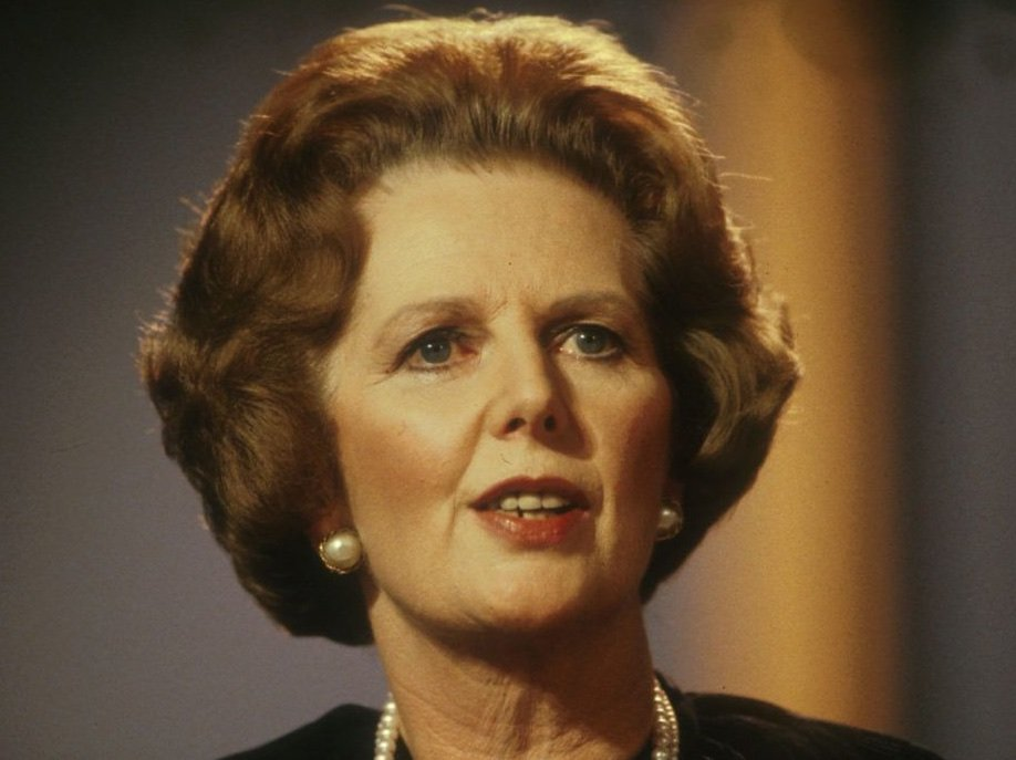 Thatcher: A Very British Revolution (2019)