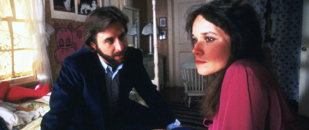 Carla and Dr. Sneiderman, played by Ron Silver