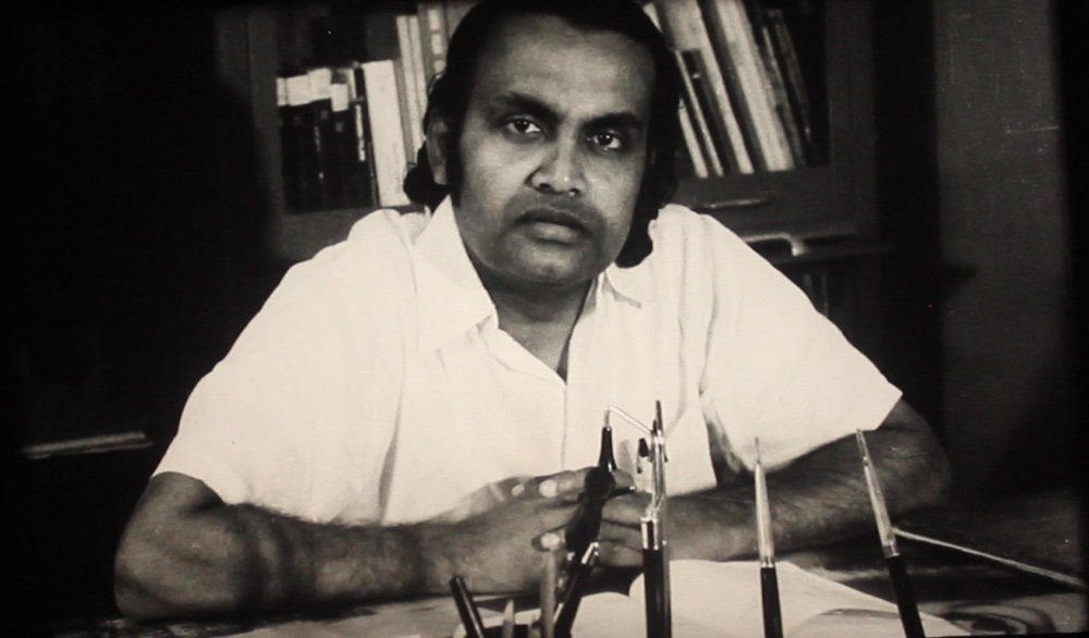 Uday Shankar Pani's The Film Archive, a short documentary tour of the National Film Archive of India, which Nair founded in 1964 and ran until 1991