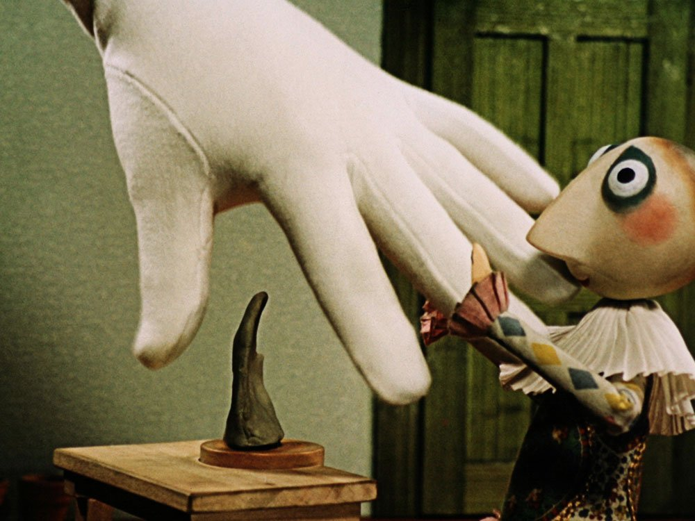 The Hand (1965)