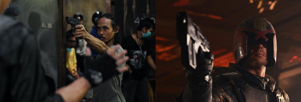 The Raid/Dredd (2012)