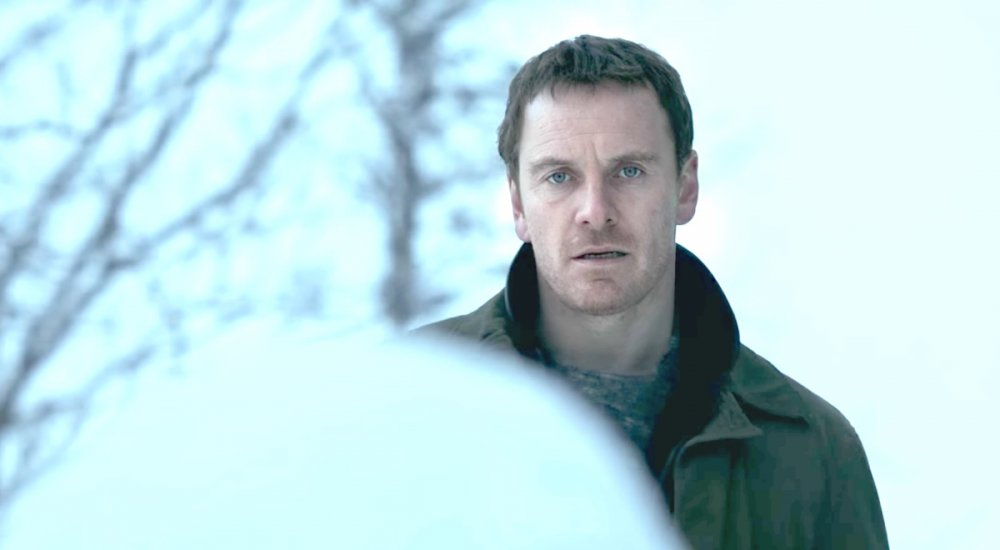 Michael Fassbender as Detective Harry Hole