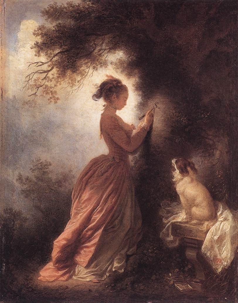 The Souvenir (c. 1775)