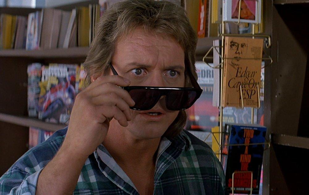 John Nada (Roddy Piper) in They Live (1988)