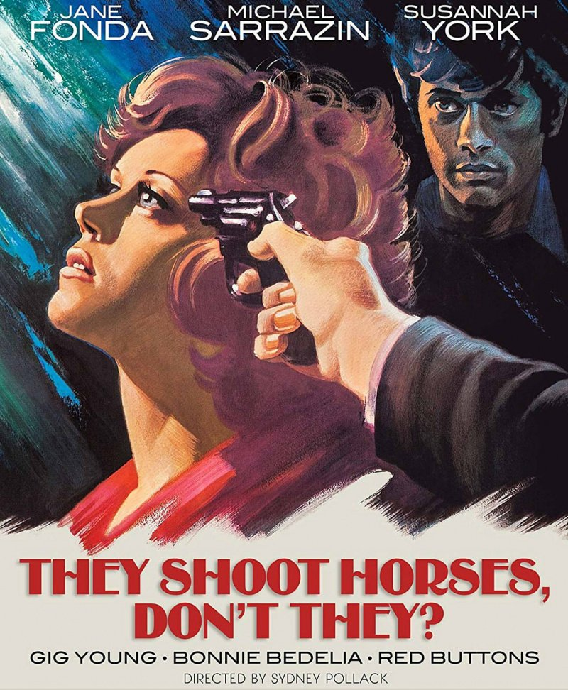 They Shoot Horses, Don't They? (1969) poster