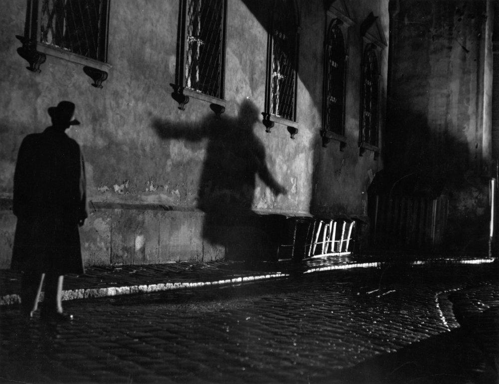 The Third Man (1949), shot by Robert Krasker