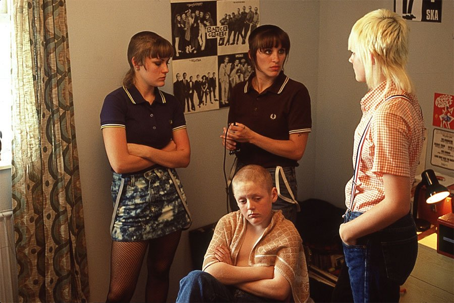 Skinhead Girl Haircut Bodily Harm Images Pictures Photos Icons