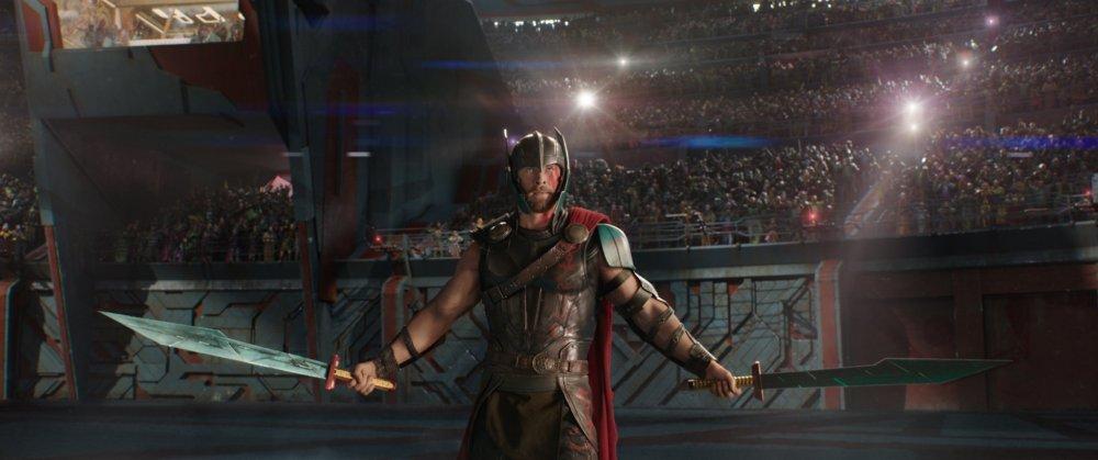 Hemsworth as Thor